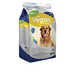 BIOPET VEGAN DOG FOOD