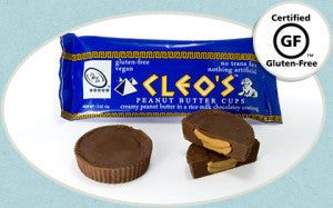 GO MAX GO CLEOS PEANUT BUTTER CUPS