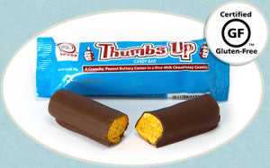 GO MAX GO THUMBS UP CANDY BAR
