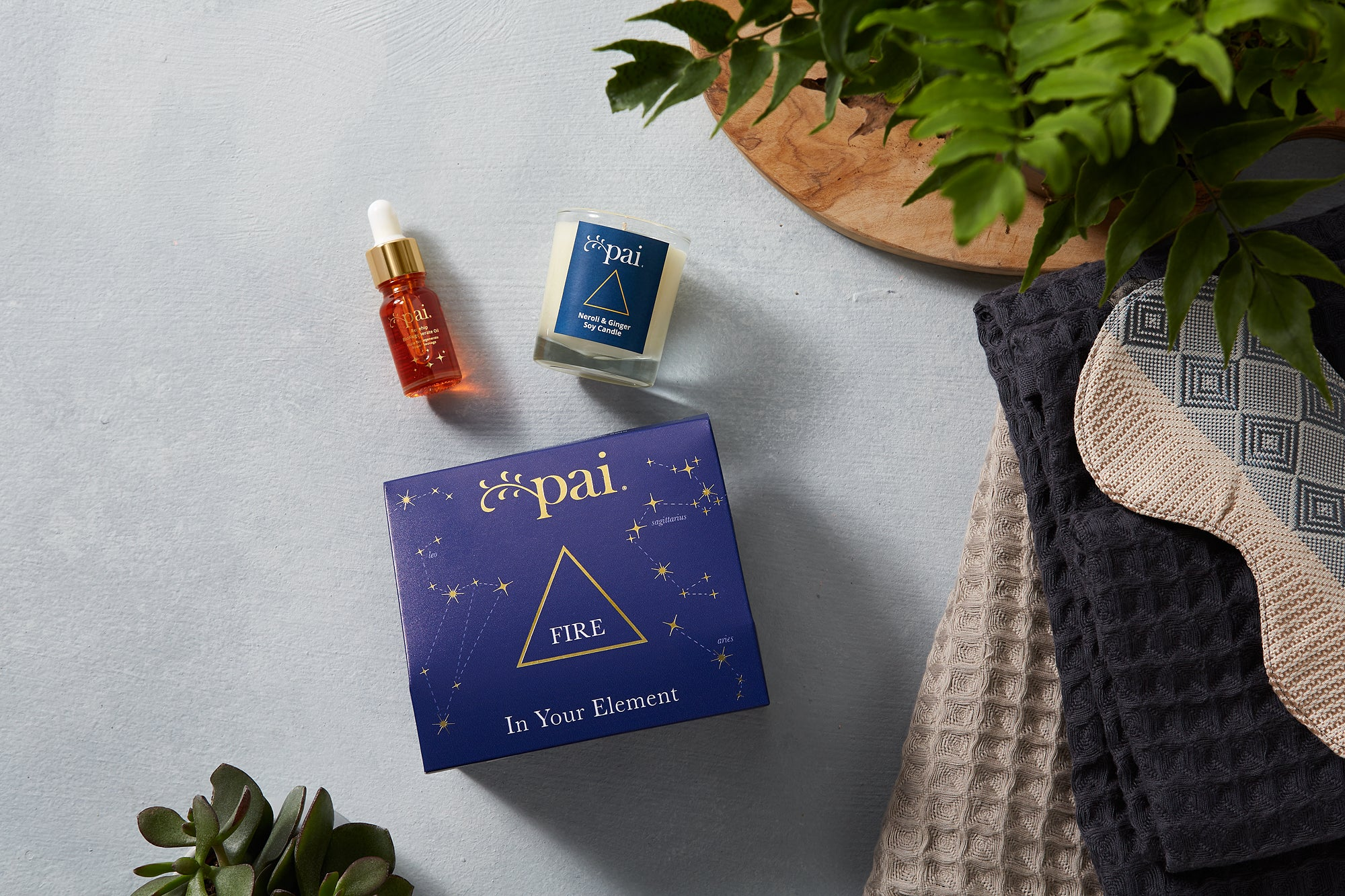 Fire: In Your Element Gift Set