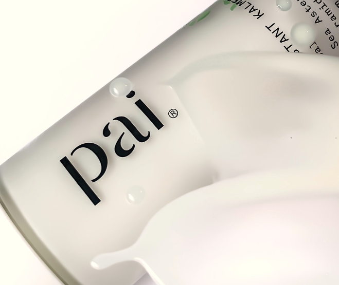 What's different about Pai's Ceramide-enriched skincare?