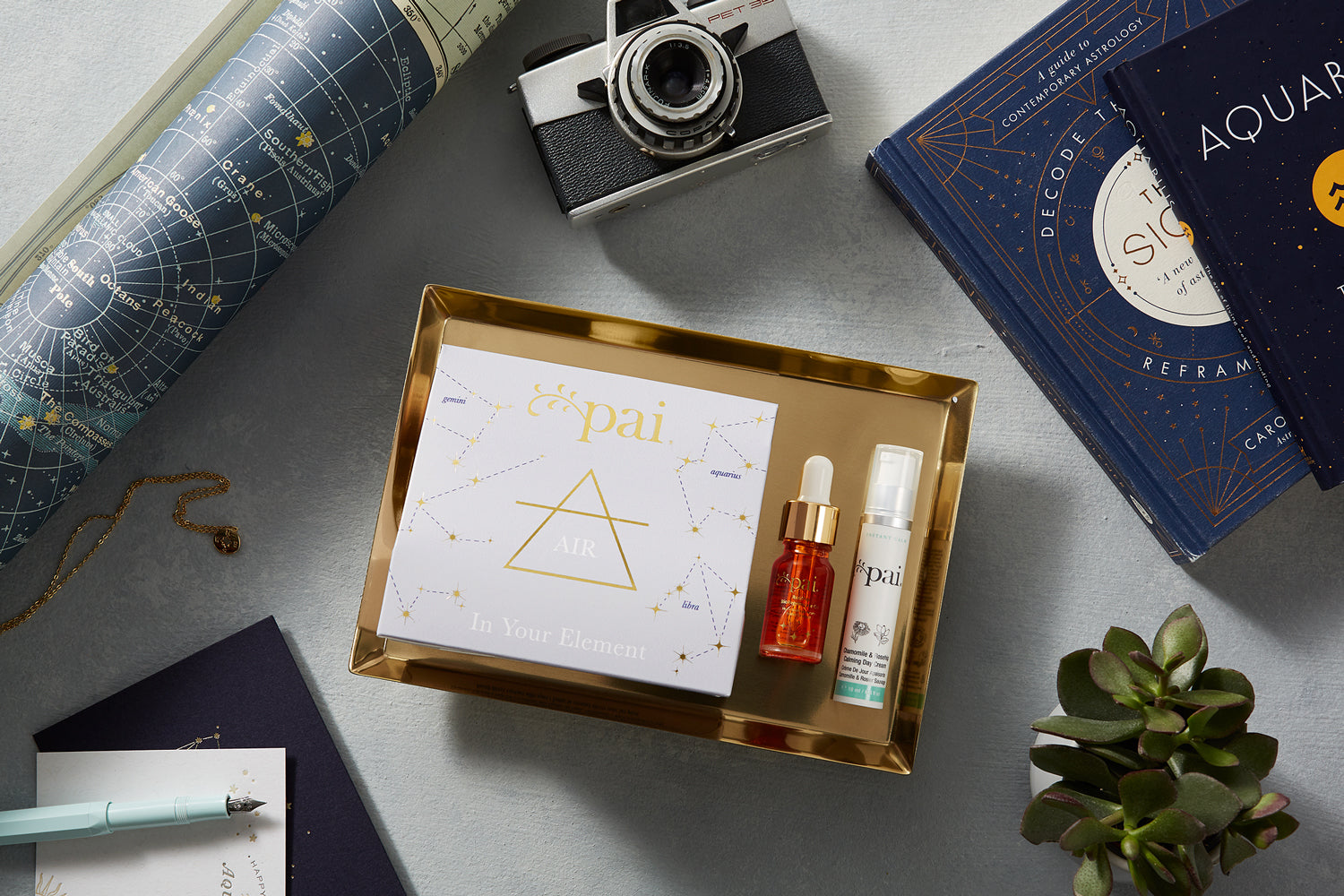 Air: In Your Element Gift Set