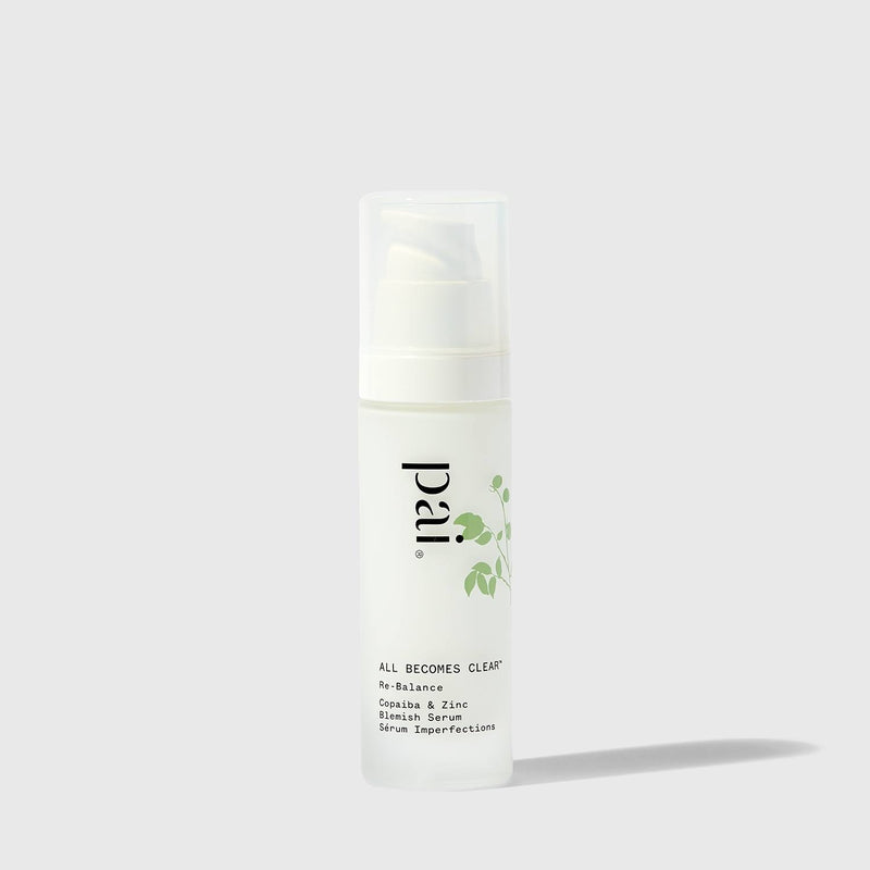Pai Skincare Serum All Becomes Clear Copaiba & Zinc Blemish Serum