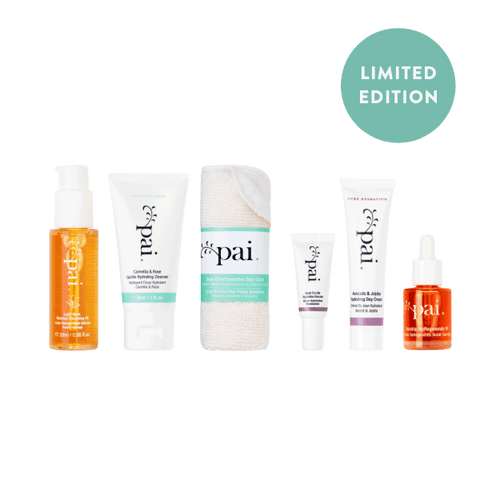 Pai Skincare Set Kit Back To Life Hydration Hit Kit