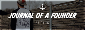 Journal of a Founder - 27.01.16