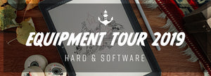 Equipment Tour 2019