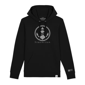 Anchouse Hoodie (Black Grey)