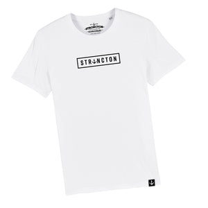 Basic Typo T-Shirt (White)