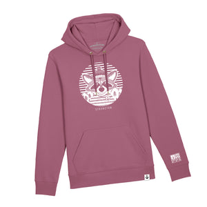 Fred Classic Hoodie (Mauve)