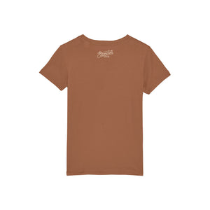 Go On Adventure Kids T-Shirt (Caramel)