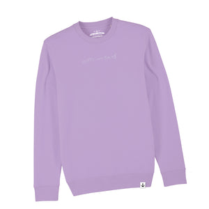 HoB Type Stitch Sweatshirt (Lavender)
