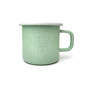 Heart Over Bucks Stroncton Mug - Stroncton