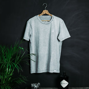 Basic Stitch T-Shirt (DA Light Grey)