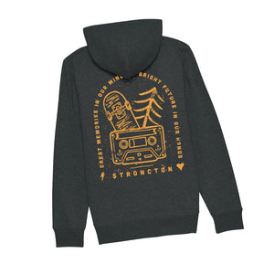 In Our Hands Zip Hoodie - Stroncton