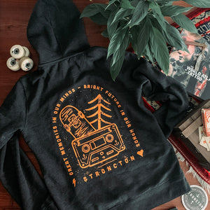 In Our Hands Zip Hoodie