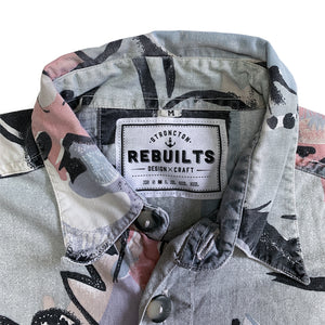 Make Them Smile - Rebuilts Vintage Shirt