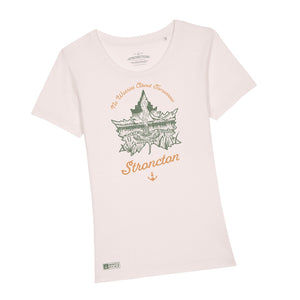 No Worries Woman Shirt (Vintage White)