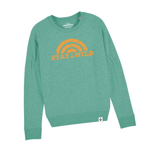 Stay Wild Women Sweatshirt - Stroncton