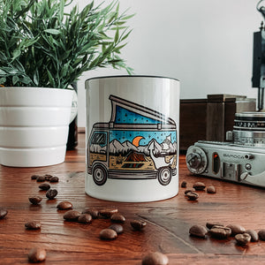 Take It Easy Ceramic Mug