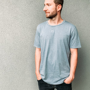 Unity Stitch T-Shirt (Lava Grey)