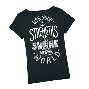 Shine Girly Shirt - Stroncton