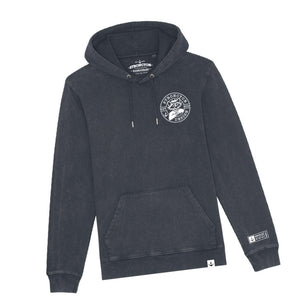 Wild Days Hoodie (DA India Ink Grey)