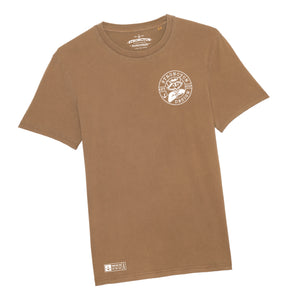 Wild Days T-Shirt (G Dyed Caramel)