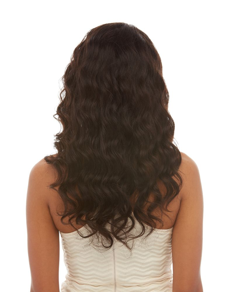 HL CLAUDIA - Elegant Brazilian Remy Lace Front, hand Tied - Wigs n' Wine