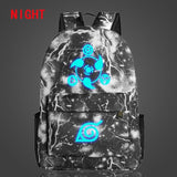 Naruto Backpack - Luminous Naruto Bag
