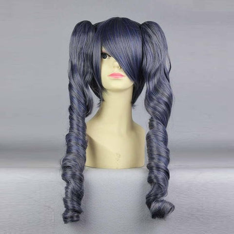 Black Butler - Ciel Phantomhive Girl Cosplay Wig - AnimeBling - 1