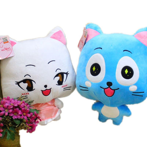 Fairy Tail Plushies - Happy & Carla - AnimeBling - 1