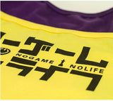 No Game No Life Shirt - Sora Cosplay Costume - AnimeBling - 7