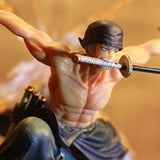 One Piece Action Figure - Roronoa Zoro Combat Pose - AnimeBling - 11