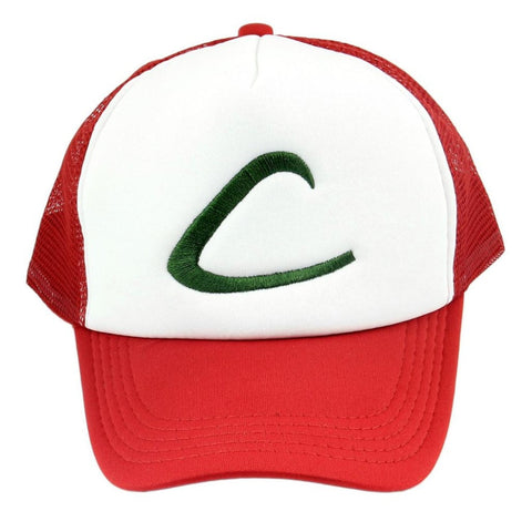 Pokemon Ash Hat - Ash Ketchum Cosplay Cap - AnimeBling - 1