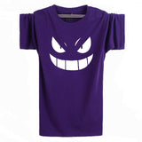 Pokemon T-Shirt - 3D Gengar T-Shirt - AnimeBling - 4
