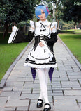 Re:Zero - Rem Cosplay Costume