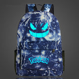 Pokemon Backpack - Gengar Luminous Backpack