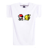 Pokemon T-Shirt - Red & Pikachu - AnimeBling - 3