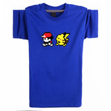 Pokemon T-Shirt - Red & Pikachu - AnimeBling - 5
