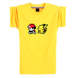 Pokemon T-Shirt - Red & Pikachu - AnimeBling - 8