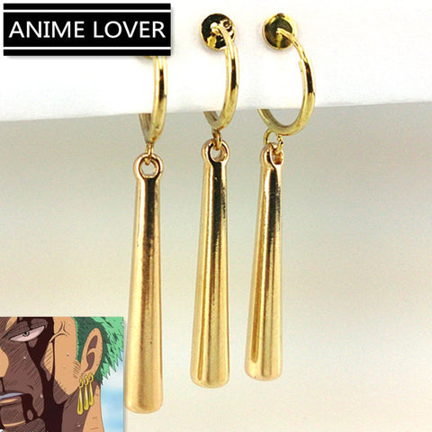 One Piece - Zoro Earrings - AnimeBling - 1