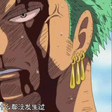 One Piece - Zoro Earrings - AnimeBling - 2