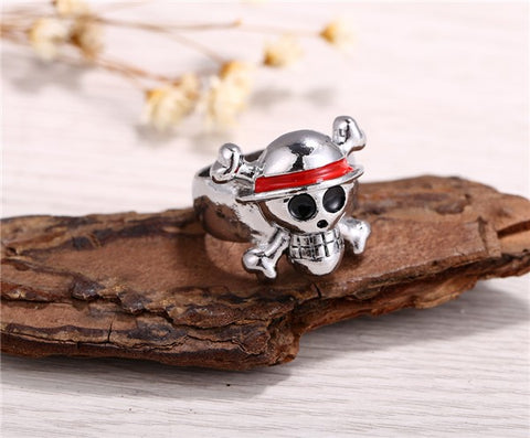 One Piece Ring - Strawhat Pirates