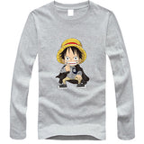 One Piece Shirts - Long Sleeve (9 Design Styles) - AnimeBling - 14