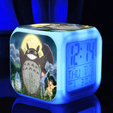 Totoro Clock - LED Digital Alarm Clock - AnimeBling - 2