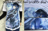 Black Rock Shooter Shirt - Mato Kuroi - AnimeBling - 6