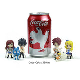 Fairy Tail Figures - 6 Pcs/Set - AnimeBling - 6