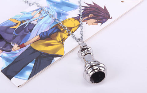 No Game No Life Necklace - Chess Piece Pendant - AnimeBling - 2