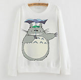 Totoro Sweatshirt - 6 Different Styles - AnimeBling - 5