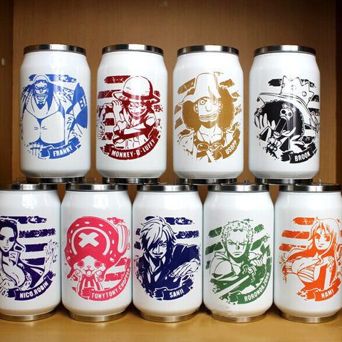 One Piece Mug - Stainless Steel Mug 1 Pc - AnimeBling - 1